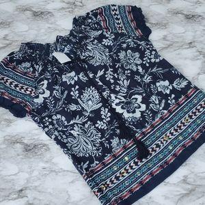 Unique Spectrum blouse size medium